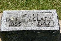 Adele Rose <I>Garvoille</I> Clark