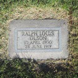 Ralph Louis Olson