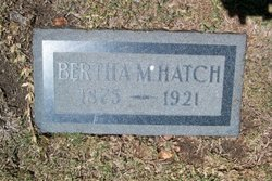 Bertha M. Hatch