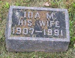 Ida M. <I>Price</I> Burr