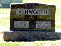 Nancy <I>Butt</I> Ashworth
