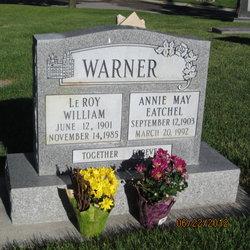 LeRoy William Warner