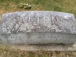 Bert D Alton