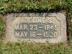 Adeline S <I>Wheeler</I> Fairbanks