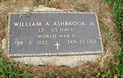 William Albert Ashbrook, III