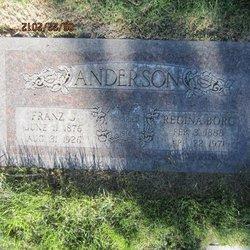 Regina J. Anderson