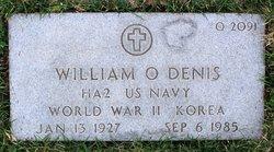 William O Denis
