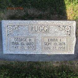 Emma <I>Bjork</I> Rugg