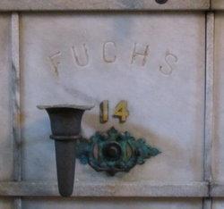 Clara <I>Fuchs</I> Knecht
