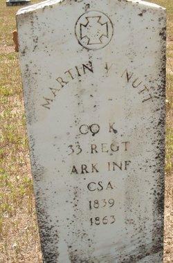 Martin Van Buren Nutt
