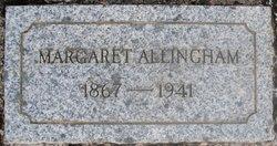 Margaret C <I>Shepherd</I> Allingham