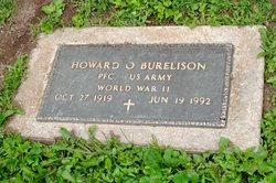 """PFC Howard Omar """"Howie"""" Burelison"""