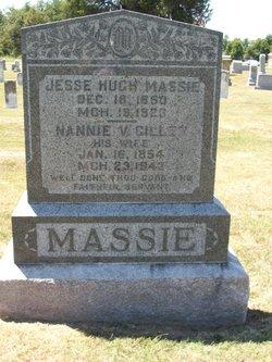 """Jesse Hugh """"Squire"""" Massie"""