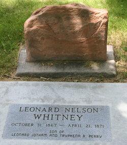 Leonard Nelson Whitney