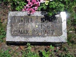 Martha Jane <I>Griffith</I> Dawson
