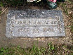 Gerald B Gallagher