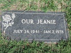 """Jean Marie """"Jeanie"""" Skinner"""