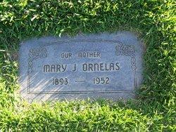 Mary J <I>Amarillas</I> Ornelas