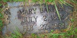 Mary Alice <I>Turnmire</I> Barrier