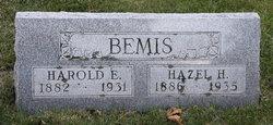 Hazel M. <I>Harwood</I> Bemis