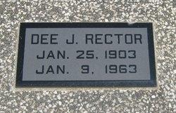 Dee J. Rector