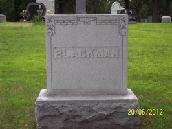 Mathilda G. <I>McKillips</I> Blackman