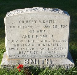 Beatrice S. <I>Smith</I> Birkenfield