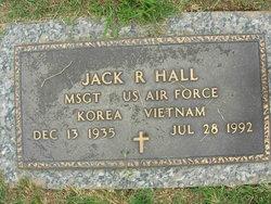 Jack Richard Hall, Sr