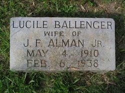 Lucille <I>Ballenger</I> Alman