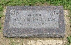 Anna M. Callahan