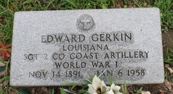 Edward Gerkin