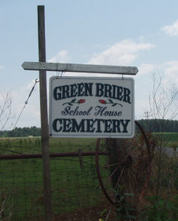 Greenbrier Schoolhouse Cemetery