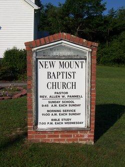 New Mount Baptist Church Cemetery
