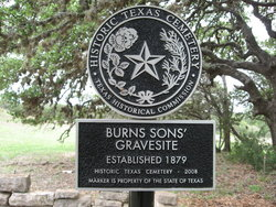 Burns Sons' Gravesite