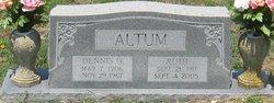 Ruth Lee <I>Ingram</I> Altum
