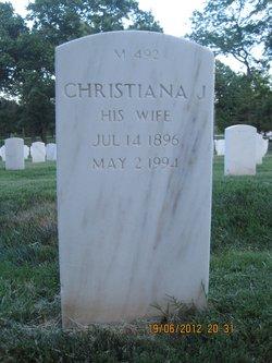 Christiana J Smith