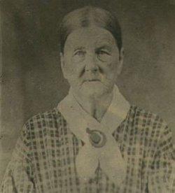 Elizabeth <I>Adams</I> Welker