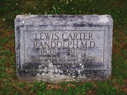 """Dr Lewis Carter """"Meriwether"""" Randolph"""