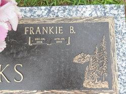 Frankie <I>Blankenship</I> Banks