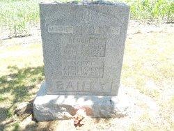 Mary Elizabeth <I>Myers</I> Bailey