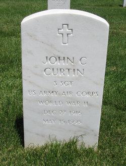 John C Curtin