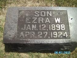 Ezra W. Rackley