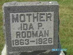 Ida Pearl <I>Hults</I> Rodman