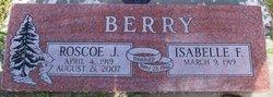 Roscoe J Berry