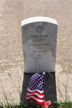 Melvin Arey