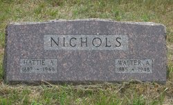 Walter Aulbrey Nichols