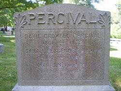 David Crowell Percival