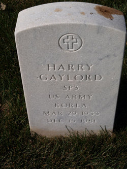 Harry Gaylord