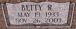 Betty Ruth <I>Gillham</I> Carroll