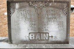 Laura Ann <I>Sessoms</I> Bain